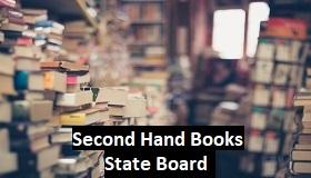 Second hand state board books books