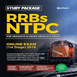RRB NTPC Guide 2019(Stage 1) books