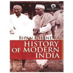 History Of Modern India books