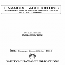 Financial Accounting books