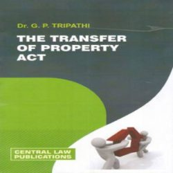 The transfer of property act books