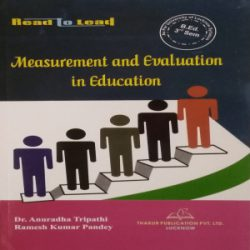 Measurement and evaluation in education books