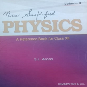 Physics Volume II