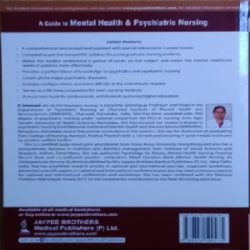 A Guide To Mental Health & Psychiatric Nursing books