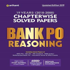 Bank PO Reasoning