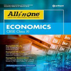 CBSE All in one ECONOMICS Class 11 books