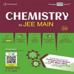 Chemistry for JEE Main book