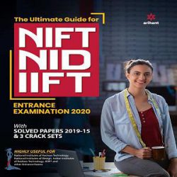 Guide for NIFT-NID-IIFT 2020 books
