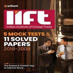 IIFT Mock Tests book