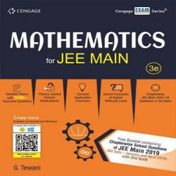 Mathematics for JEE Main books