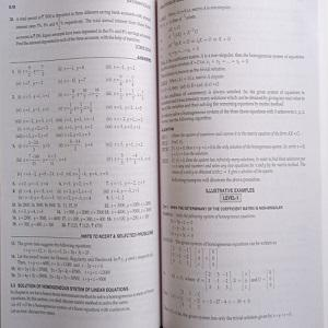Mathematics Volume-1