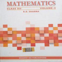 Mathematics-volume-2-books