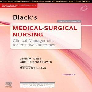Black Medical Surgical Nursing