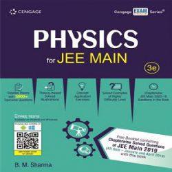 Physics for JEE Main books
