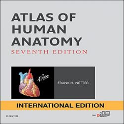 ATLAS OF HUMAN ANATOMY 7 books