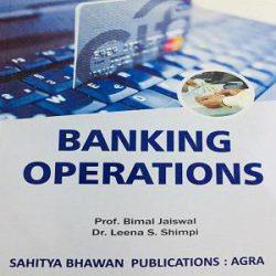 Banking Operations Prof.Bimal books