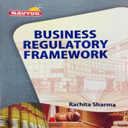 Business regulatory framework book