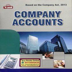 Company accounts Dr.D.A ansari book