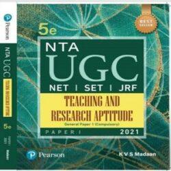 Nta UGC- Net-Set-Jrf Paper I Teaching and Research Aptitude books