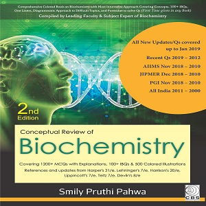 Conceptual Review of Biochemistry