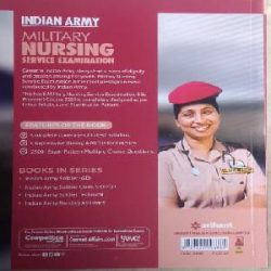 indian Army Military Nursing book