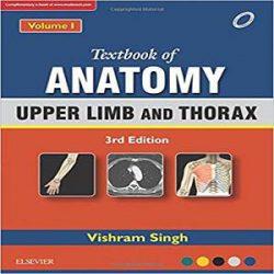 v-singh-anatomy-vol-1 book