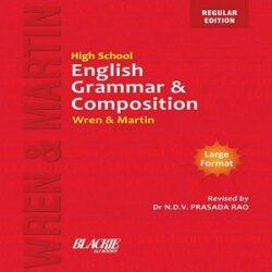 High-School-English-Grammar-and-Composition-Book book