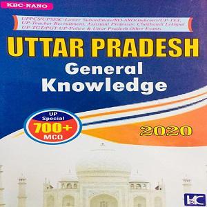 KBC NANO U.P. General Knowledge 2020