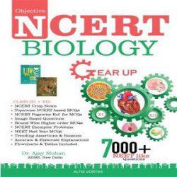 NCERT GearUp Biology for NEET books