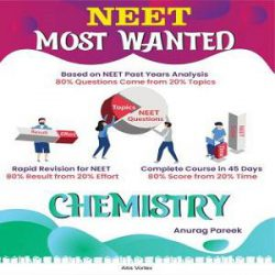 NEET MOST WANTED CHEMISTRY books