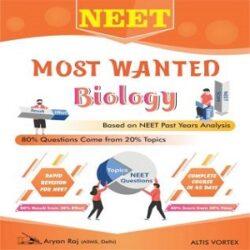NEET MOST WANTED BIOLOGY books