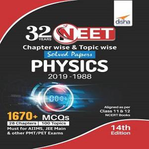 32 YEARS NEET Physics