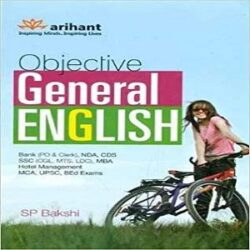 Objective-General-English books