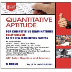 Quantitative-Aptitude books