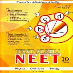 TEST SERIES NEET books