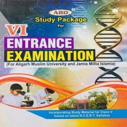 VI-ENTRANCE-EXAM books