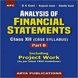 Analysis of Financial Statements books