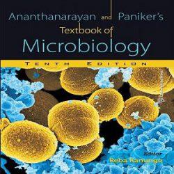 Ananthanarayan and Paniker's Textbook of Microbiology books