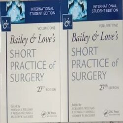 Bailey & Love Short Practice of Surgery 27th Edition 2018 books