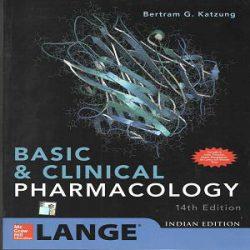 Basic & Clinical Pharmacology books