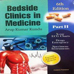 Bedside clinics in Medicine 6E, Part2 by Kundu books