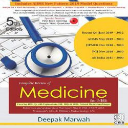 COMPLETE REVIEW OF MEDICINE FOR NBE 5ED (PB 2019)