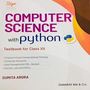 Computer Science with Python