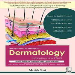 DERMATOLOGY NOTHING BEYOND FOR PGMEE books