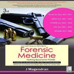 FORENSIC MEDICINE books