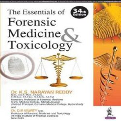 Forensic Medicine and Toxicology books