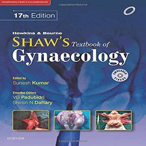 Howkins & Bourne Shaw's Textbook of Gynaecology