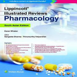 Lippincott illustrated Review Pharmacology books