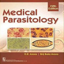 MEDICAL PARASITOLOGY books