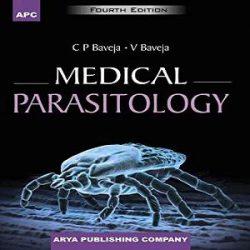 Medical Parasitology By Baveja books